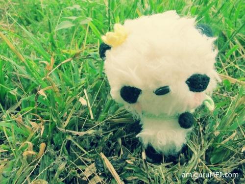 amigurumei bear prince crochet