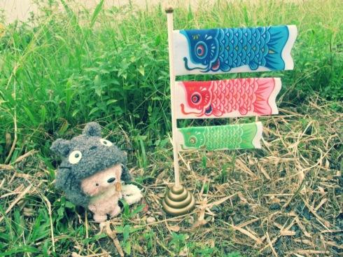 mei-chan amigurumei crochet totoro ghibli
