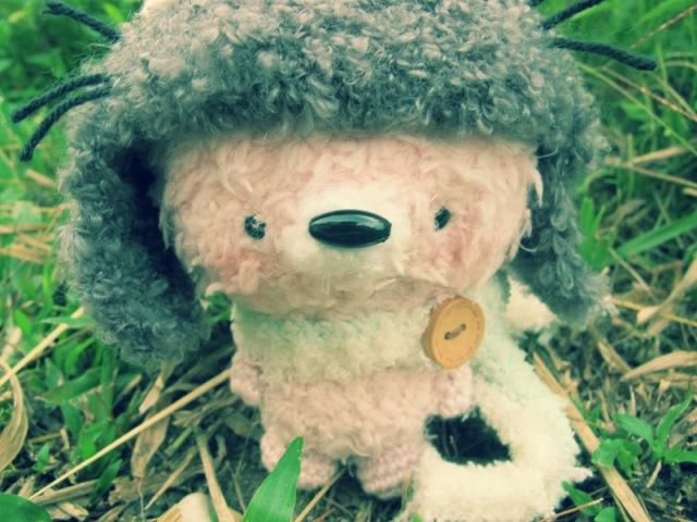 mei-chan amigurumei crochet totoro ghibli fox