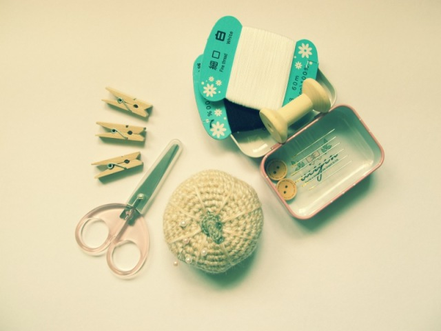 zakka sewing kit