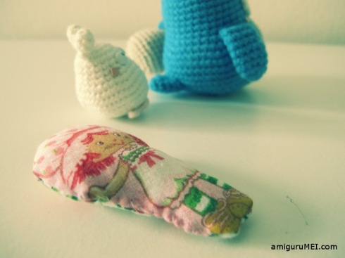 ghibli crochet amigurumei