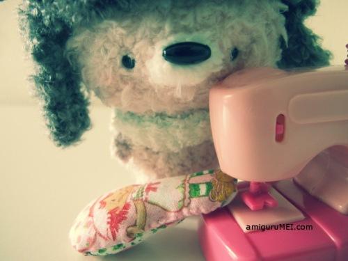 fuzzy crochet amigurumei