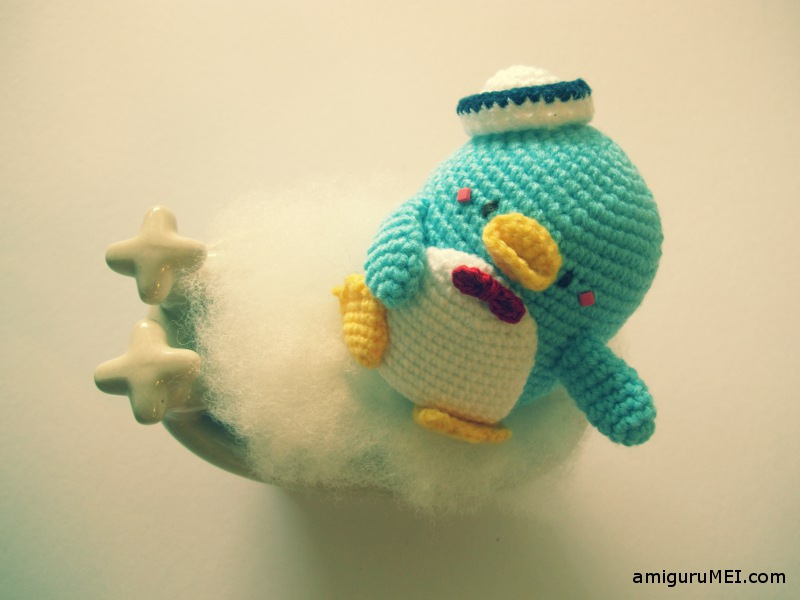 Little Amigurumi Patterns Free : Free amigurumi pattern tuxedo sam amigurumei あみぐるメイ