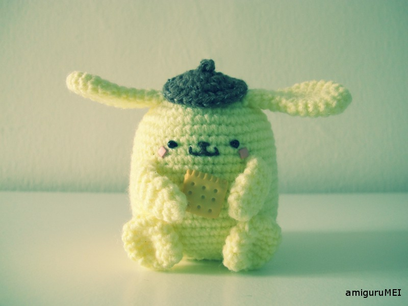 Crochet Lemon Free Pattern | 600x800