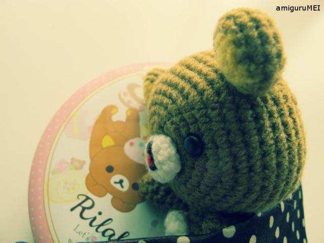 bear crochet amigurumei