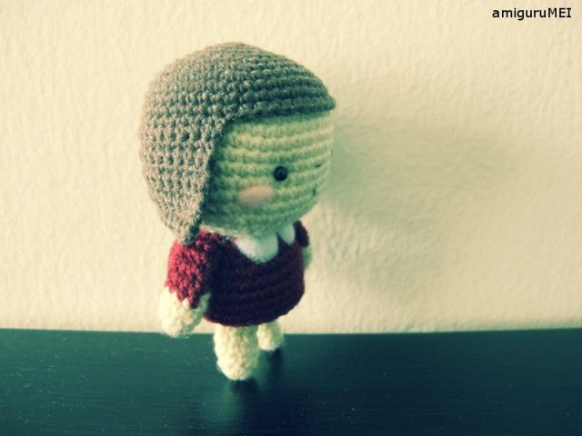 crochet kawaii child amigurumei