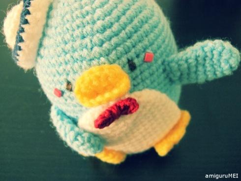 penguin crochet amigurumei