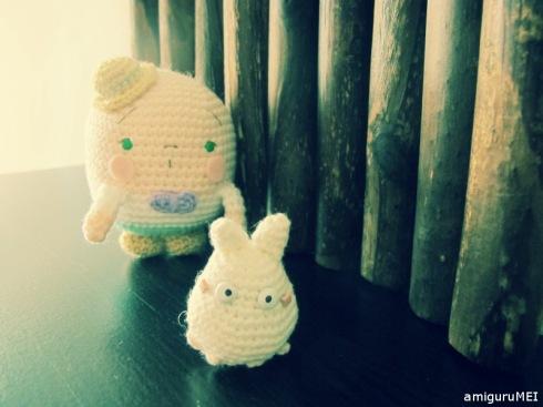 nursery rhyme amigurumei crochet