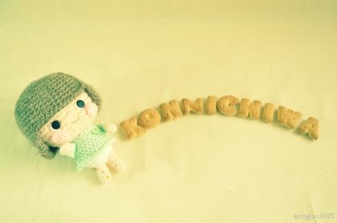 crochet girl amigurumei