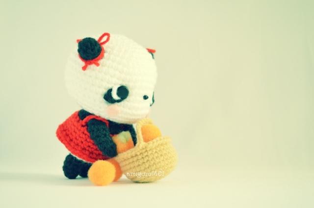 amigurumei chinese new year crochet