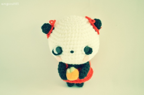 amigurumei chinese new year crochet