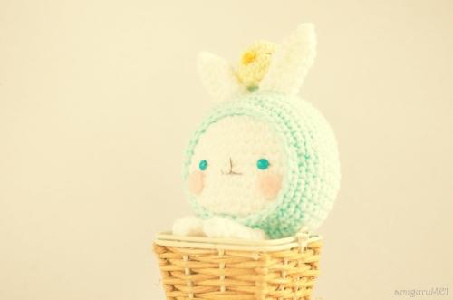 amigurumei crochet bunny
