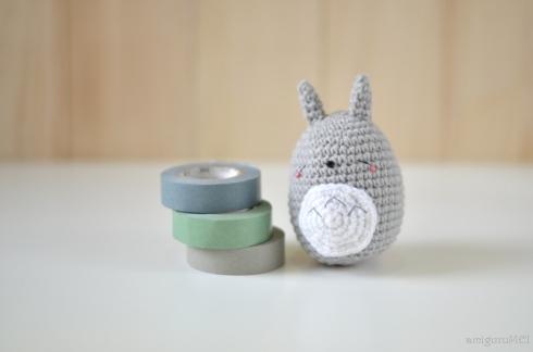 amigurumei crochet ghibli
