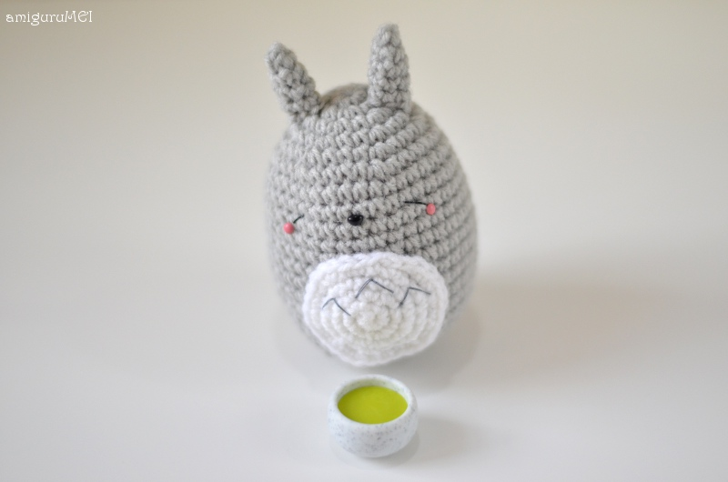 Free Amigurumi Wedding Couple Pattern : Free Sleeping Totoro amigurumi pattern amiguruMEI ??????
