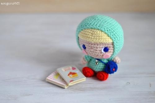 satsuki-chan amigurumei amigurumi doll