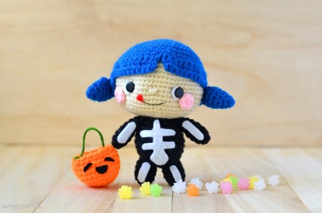 halloween crochet cute amigurumei