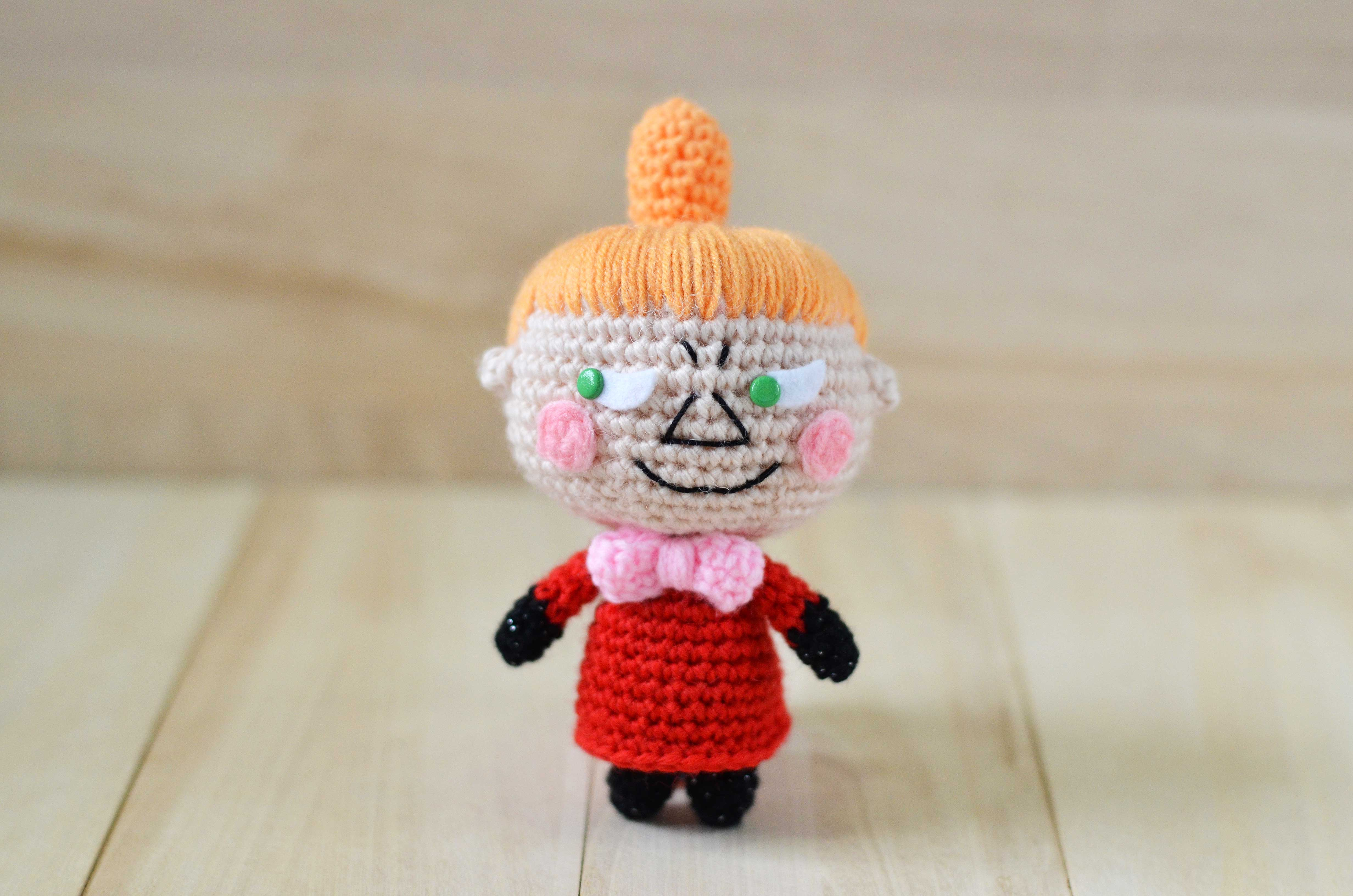 Little Amigurumi Patterns Free : Little my from the moomins free amigurumi pattern amigurumei