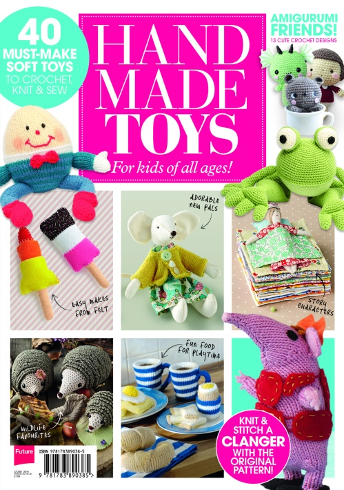 Hand Made Toys by Future Publishing