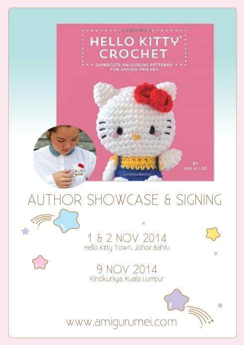 amigurumei showcase and signing