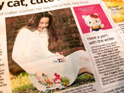 lee mei li hello kitty crochet
