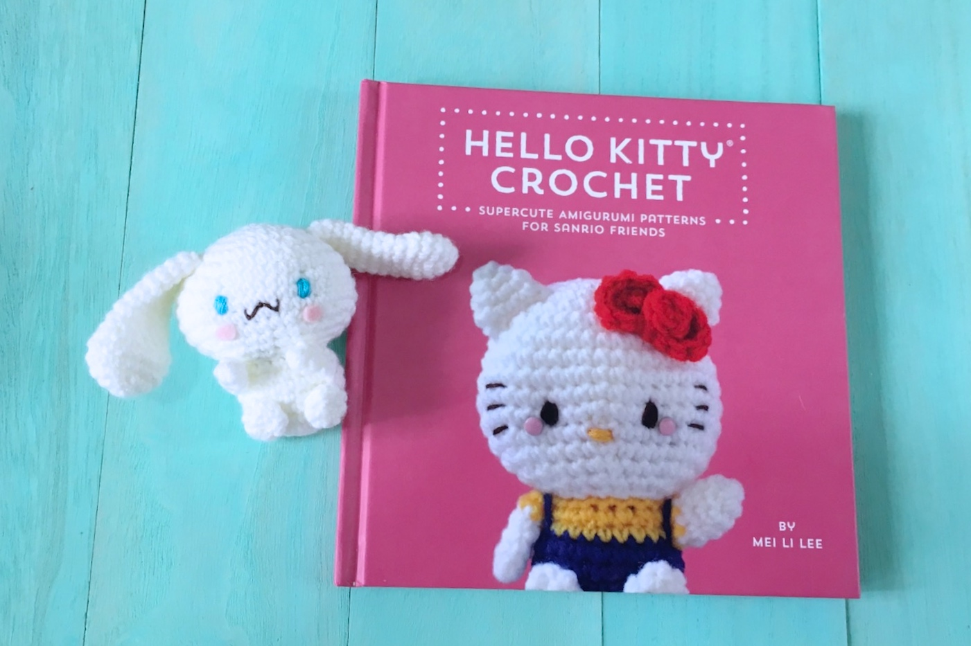 The One Youve Been Waiting For Free Cinnamoroll Amigurumi Pattern