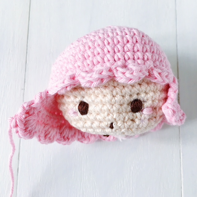 Little Hello Kitty Amigurumi, English Pattern | Hello kitty amigurumi | 638x640
