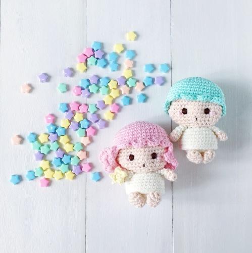 Amigurumi Spring Bird Crochet Free Pattern - Crochet & Knitting | 502x500