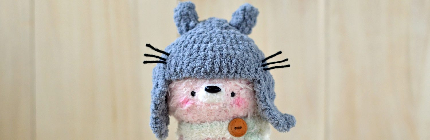 Free Totoro Crochet Patterns: All 3 Spirits from My Neighbor Totoro! | | 489x1500
